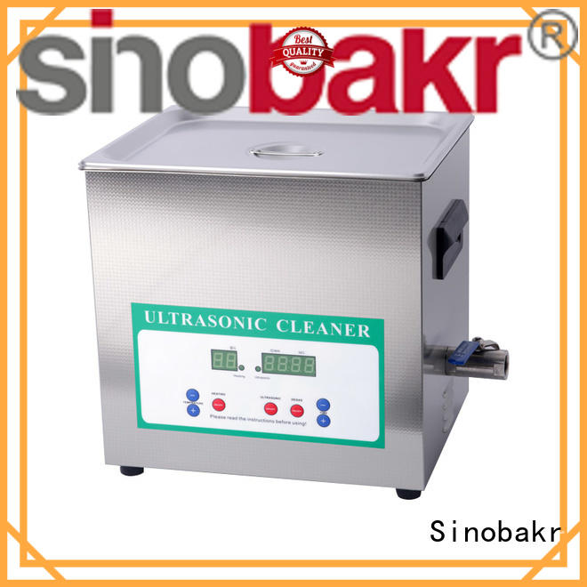 inteligent best industrial ultrasonic cleaner optimal for machinery parts industry