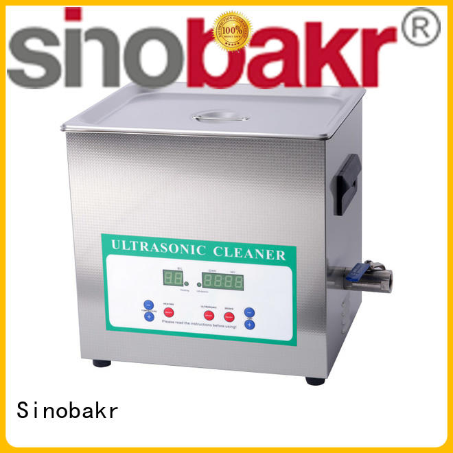 Sinobakr best industrial ultrasonic cleaner electronic parts