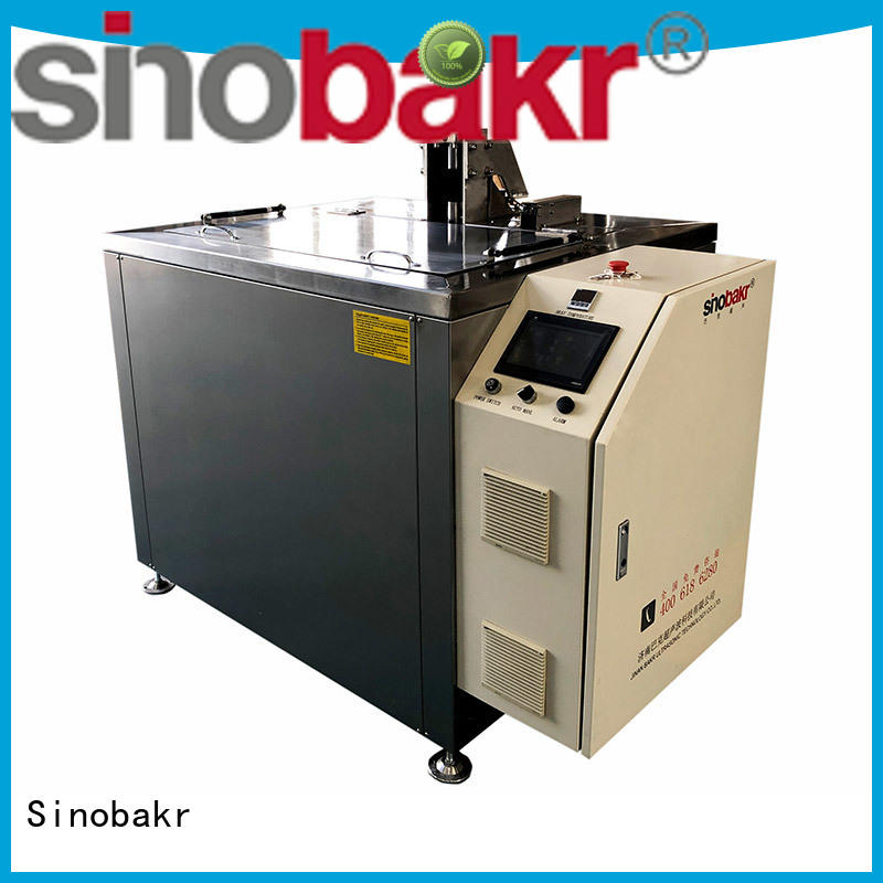 automotive automated parts washer ideal for multi industries Sinobakr