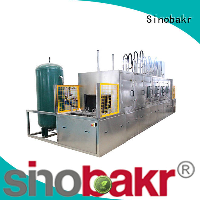 Sinobakr industrial ultrasonic cleaner satisfying for PCB industry