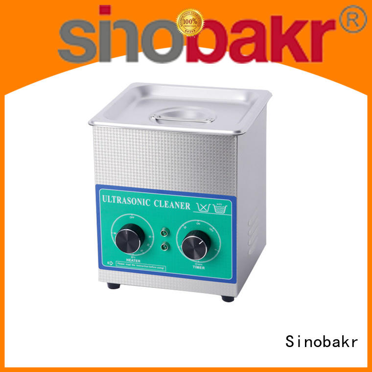 Sinobakr industrial cleaning machine great for machinery parts industry