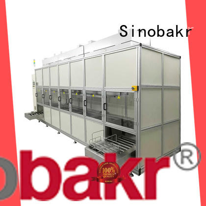Sinobakr auto parts ultrasonic cleaner ideal for