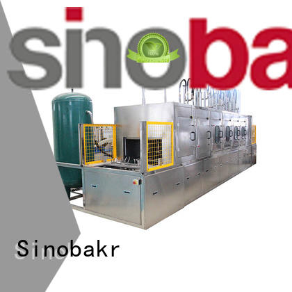 Sinobakr parts cleaner machine widely applied for precision electronics optical Industry