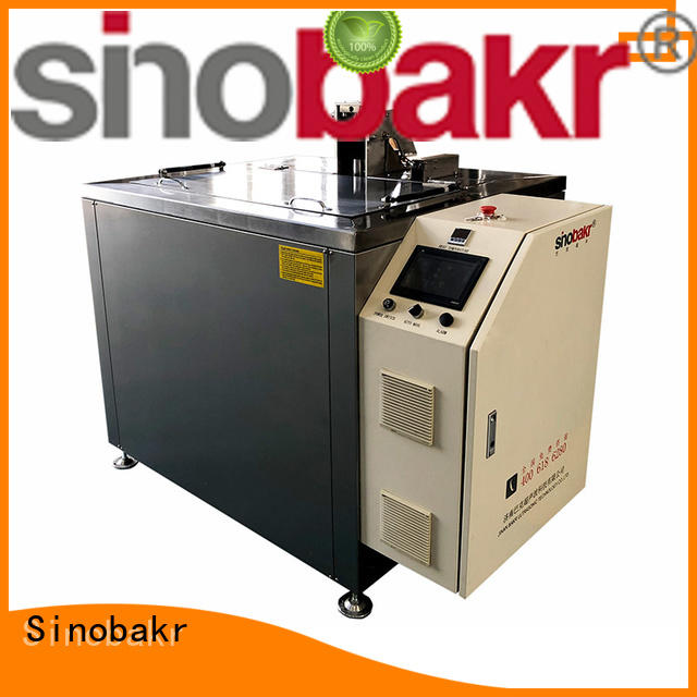 Sinobakr industrial washer perfect for multi industries