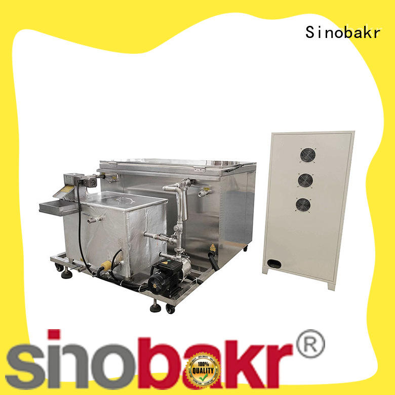 Sinobakr sonic washer metal parts