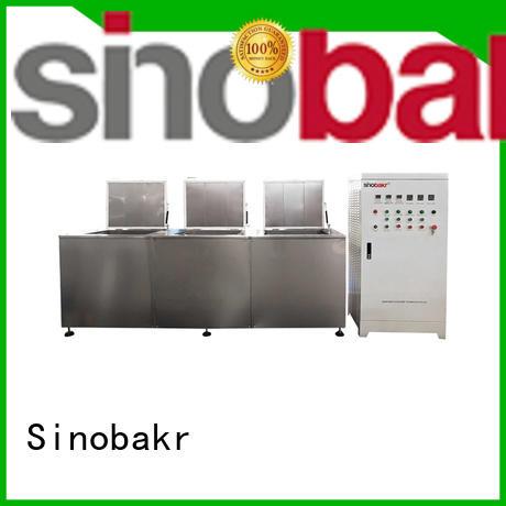 Sinobakr best ultrasonic cleaner very useful for turnover box industry