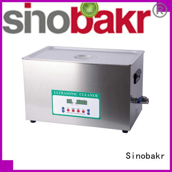 inteligent jewelry cleaner machine perfect for machinery parts industry Sinobakr