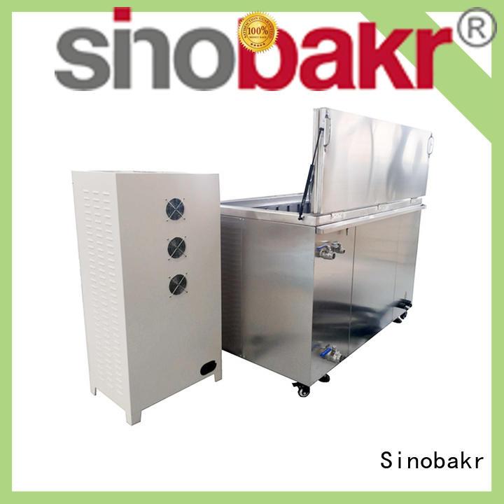 oustanding ultrasonic washing machine perfect for moto parts Sinobakr