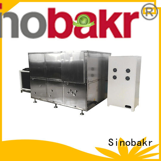 Sinobakr industrial steam cleaner perfect for stainless steel mobile shell