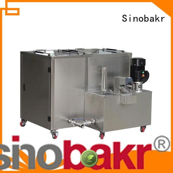 Sinobakr energy saving automotive ultrasonic cleaner PCB industry